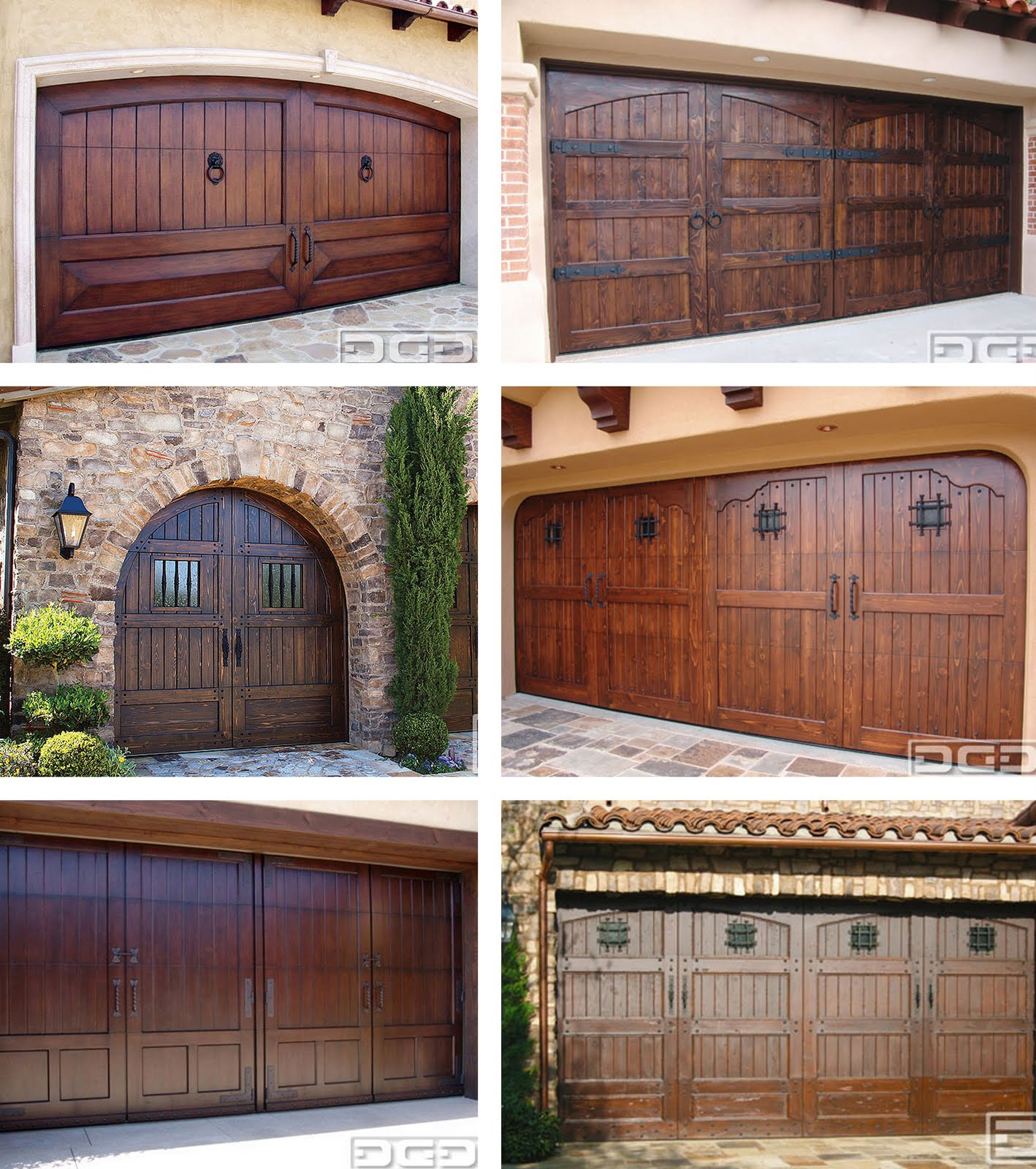 301 moved permanently Garage door faux wood